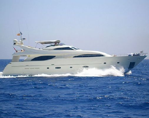 Ferretti Custom Line 94 2004 All Boats