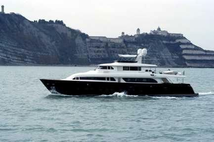 Ferretti Custom Line Navetta 30m 2004 All Boats