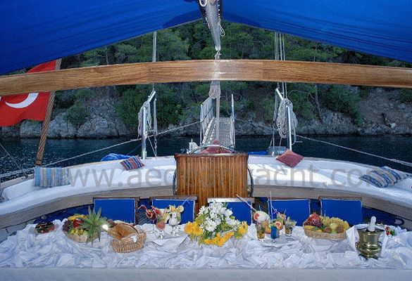 Fethiye Gulet 2004 Ketch Boats for Sale
