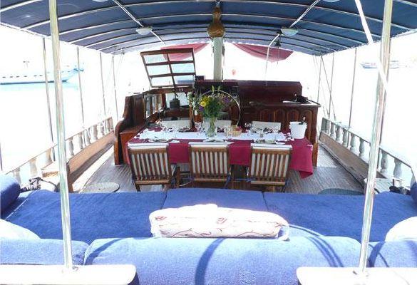 FETHIYE SHIPYARD TRADITIONAL TURKISH GULET 2004 Ketch Boats for Sale