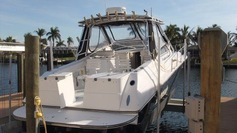 Fountain 38 EXPRESS FISH DIESEL SPORTFISH 2004 Fountain Boats for Sale Sportfishing Boats for Sale