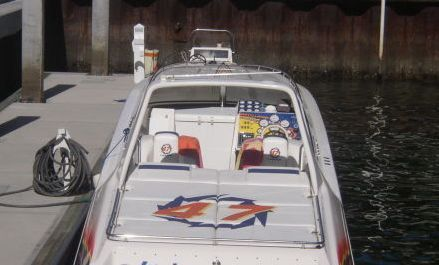 Fountain Lightining 2004 Fountain Boats for Sale