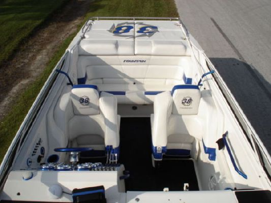 Fountain Lightning Sold 2004 Fountain Boats for Sale