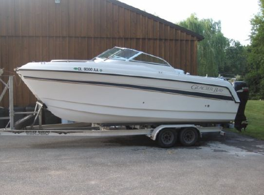 2004 glacier bay 2240 sx 4 strokes low hours  1 2004 Glacier Bay 2240 SX (4 Strokes! Low Hours!)