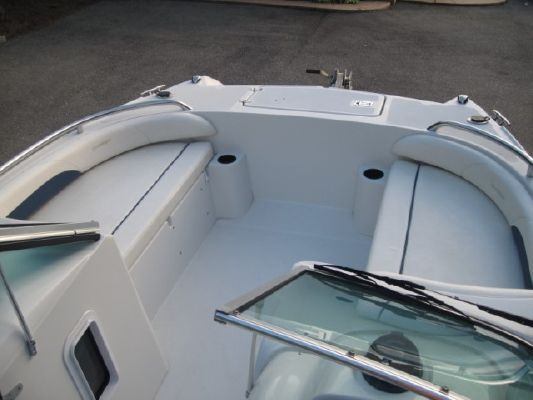 Glacier Bay 2240 SX (4 Strokes! Low Hours!) 2004 Glacier Boats for Sale