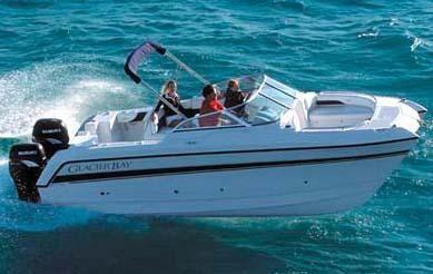Glacier Bay 2240sx Renegade 2004 Glacier Boats for Sale