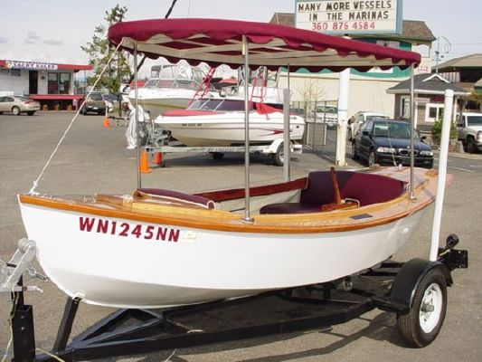 Boats for Sale & Yachts Glen L Marine Electric Powered Picnic Launch w/ Trailer 2004 All Boats