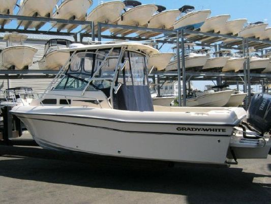 Grady White Boats 232 Gulfstream 2004 Fishing Boats for Sale Grady White Boats for Sale