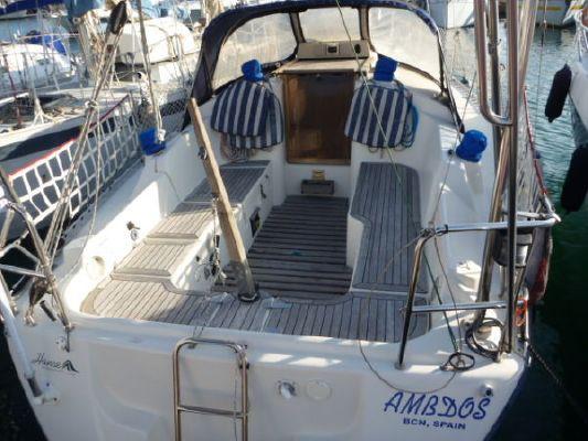 2004 hanse yachts 312  4 2004 Hanse Yachts 312