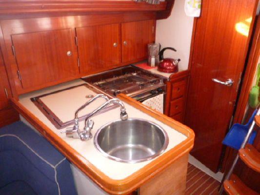 2004 hanse yachts 312  5 2004 Hanse Yachts 312