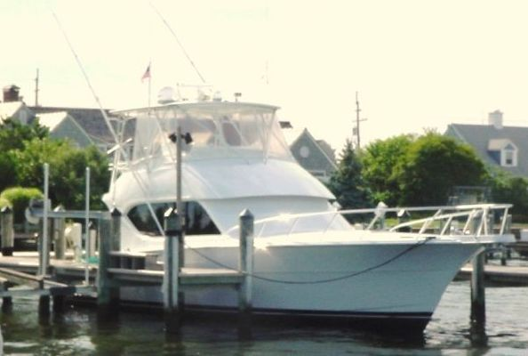 Hatteras 50 Convertible 2004 Hatteras Boats for Sale