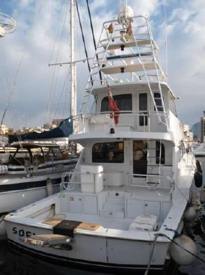 Hatteras 70 C 2004 Hatteras Boats for Sale