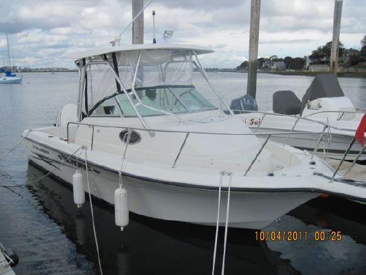 Hydra Sport 23' Walkaround 2004 Hydra Sport Boats