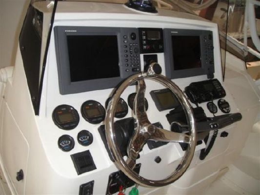 Boats for Sale & Yachts Intrepid Walkaround New 300 HP V 2004 All Boats Walkarounds Boats for Sale