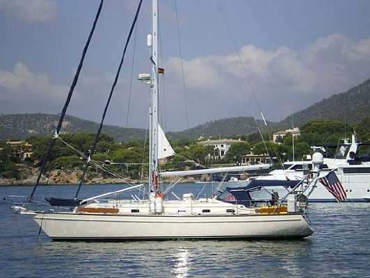 Boats for Sale & Yachts Island Packet 420 2004 All Boats