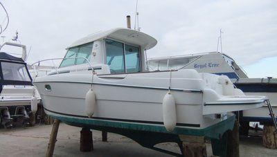 Jeanneau Merry Fisher 695 2004 Jeanneau Boats for Sale