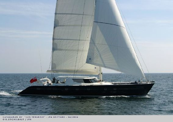 JFA 85 2004 All Boats