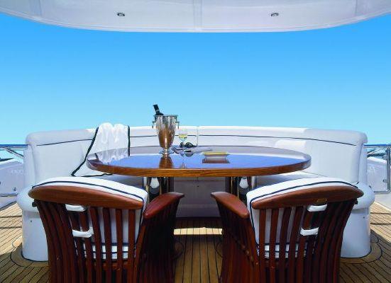 Kaiserwerft Baron 102' Twin Screw Diesel Yacht 2004 All Boats