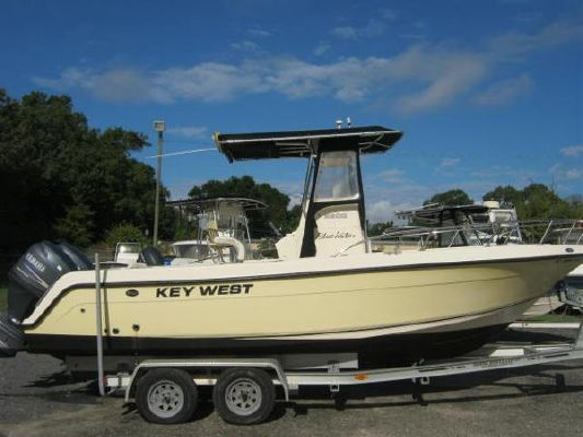 Key West 2300 CC Blue Water 2004 Key West Boats for Sale