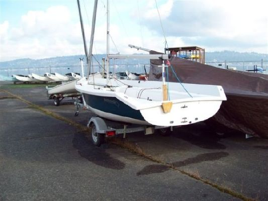 LaserPerformance Nomad 2004 All Boats