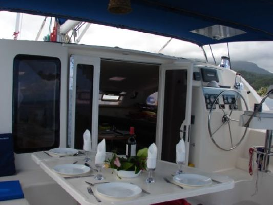 Leopard 42 4 Cabin 2004 All Boats