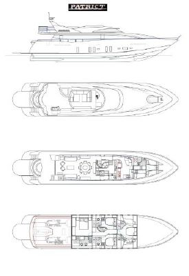 Lloyds 34m Motor Yacht 2004 All Boats