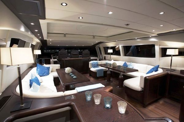 Boats for Sale & Yachts Mangusta 92 2004 All Boats