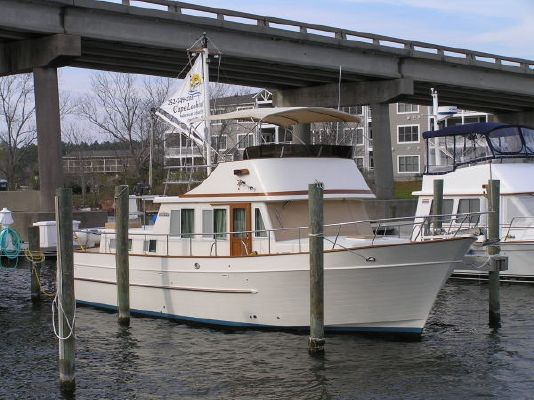 Mariner Orient 38 Double Cabin 2004 All Boats