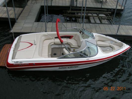 Mastercraft MariStar 210 VRS 2004 MasterCraft boats for Sale
