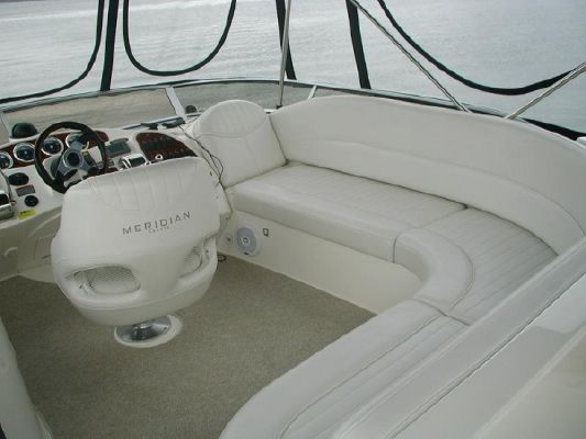 Meridian 408 MY B0115 THIS BOAT I MINT 2004 All Boats