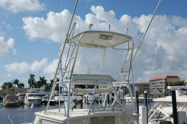 2004 MJM 34z Sportfish - Boats Yachts for sale