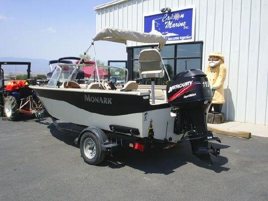 2004 monark king 170 dc boats yachts for sale for Monark fishing boats
