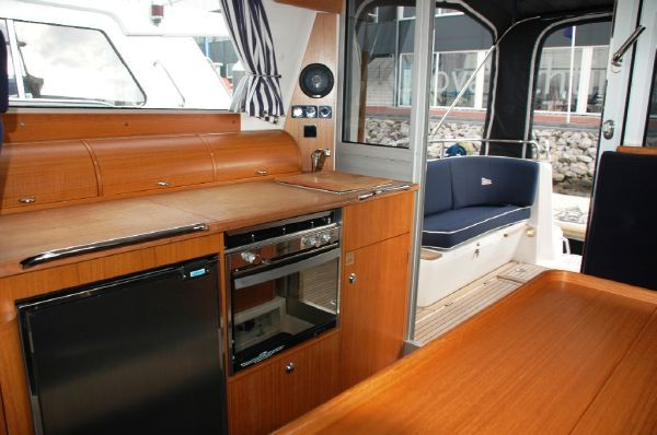 Nimbus 380 Coupe Boat Yr 2004 All Boats