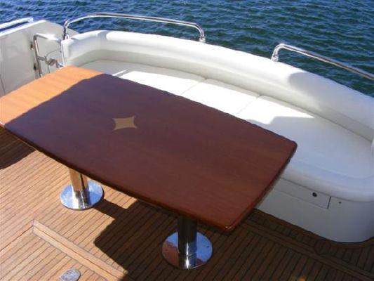 Nuvari 63 Fly Bridge like Azimut Sunseeker Ferretti Marquis 2004 Azimut Yachts for Sale Motor Boats Sunseeker Yachts