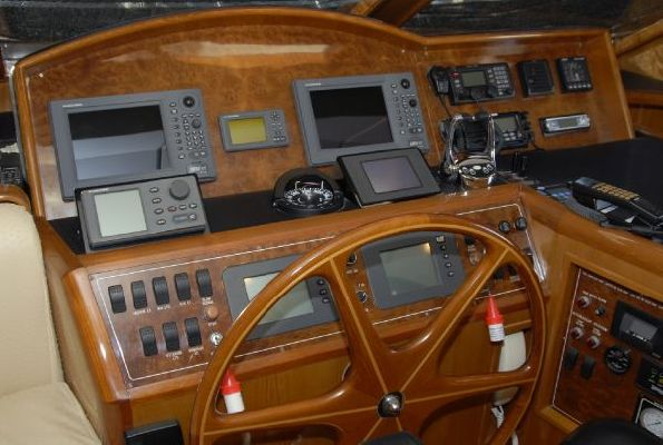 Boats for Sale & Yachts Ocean Alexander 548 Pilothouse 2004 Motor Boats Ocean Alexander Boats Pilothouse Boats for Sale