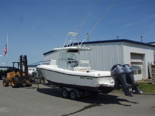 Ocean Master 27 Center Console (Low Hours! Priced to Move!) 2004 All Boats