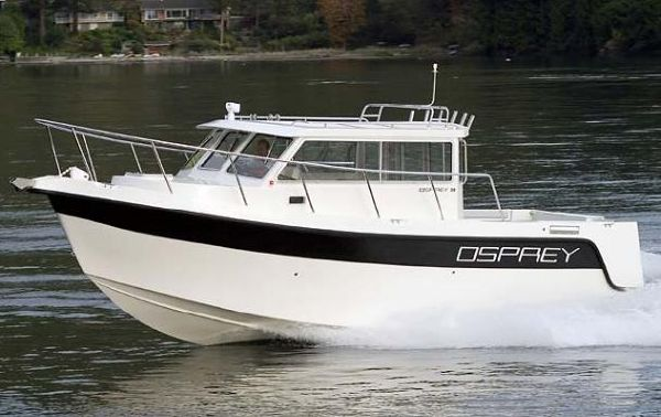 Boats for Sale & Yachts Osprey Pilothouse 30 Long Cabin 2004 Pilothouse Boats for Sale