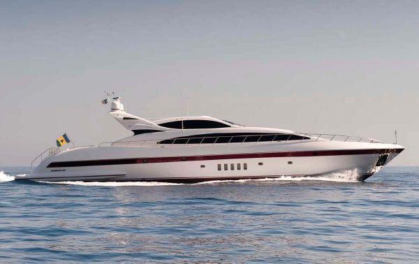 Overmarine Mangusta 105S 2004 All Boats
