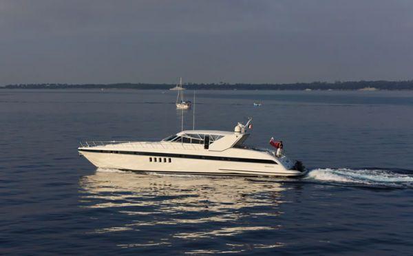 Overmarine Mangusta 80 2004 All Boats