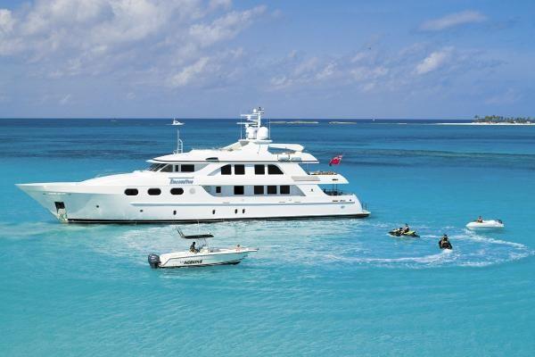 Palmer Johnson Motor Yacht 2004 All Boats