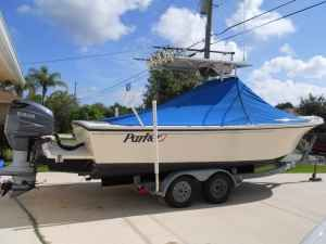 Boats for Sale & Yachts Parker 2300 Center Console 2004 Motor Boats