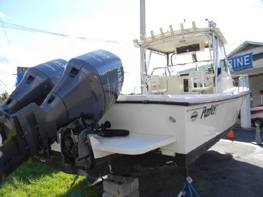 Parker 2510 Walkaround 2004 Motor Boats