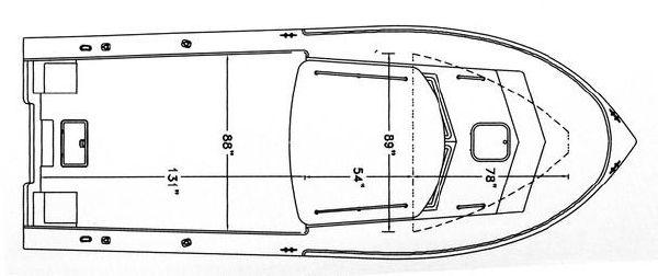 Parker 2520 Modified Vee Sport Cabin 2004 Motor Boats