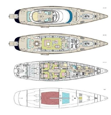 Perini Cruising Ketch 2004 Ketch Boats for Sale