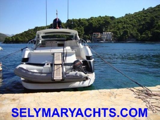 2004 Pershing 50 PRIVATE / Arneson Surface Drives - Boats