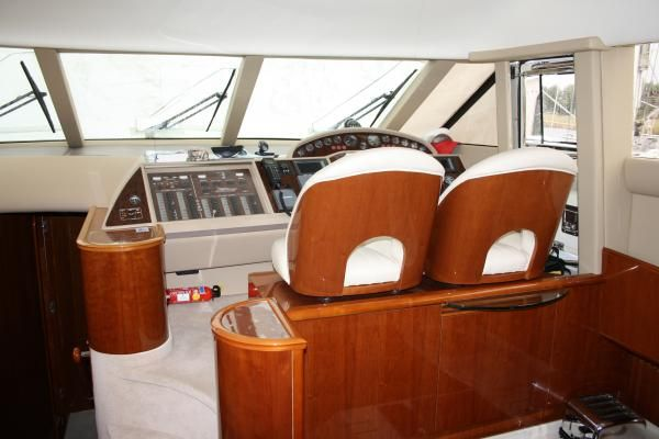 Princess 61 2004 Princess Boats for Sale
