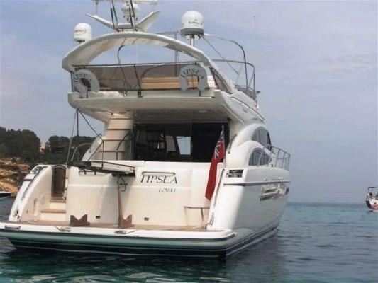 Princess Princess 57 2004 Princess Boats for Sale