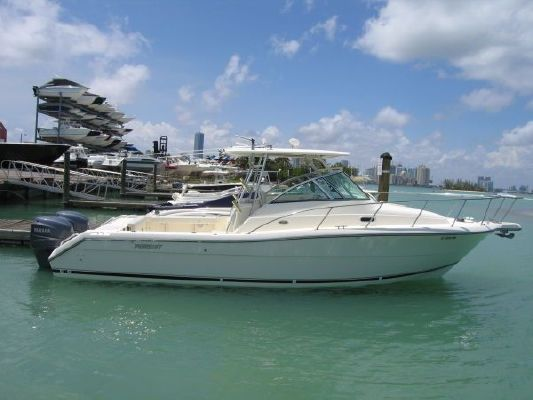 Pursuit 3070 Express YAMAHA 4 Strokes 127 Hrs*** 2004 All Boats