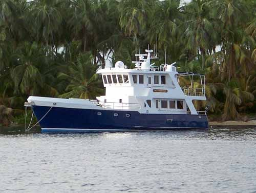 Real Ships Expedition Yacht