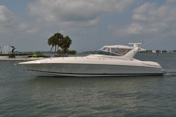 2004 Riviera M47 Wellcraft Excalibur 47 Excalibur Boats